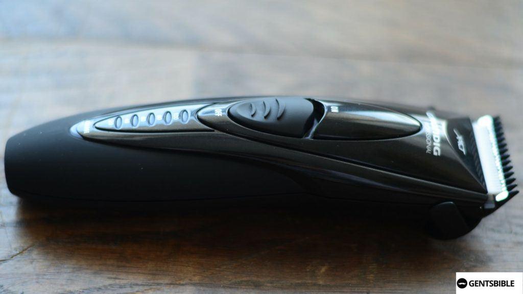 Test des Grundigs Haarschneider Modell MC 9542