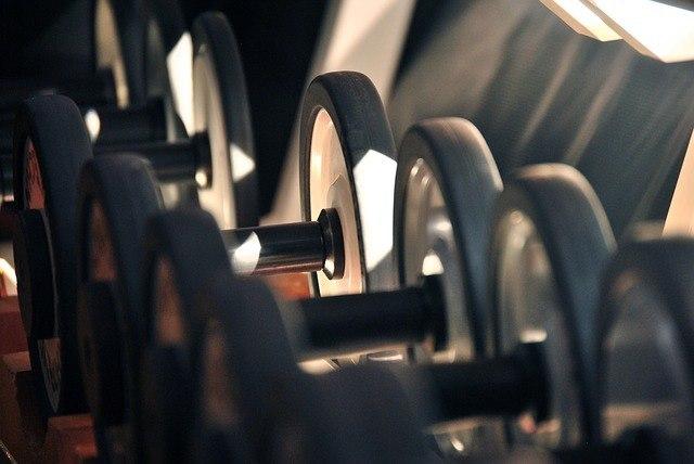 Workout Zuhause - Hanteln