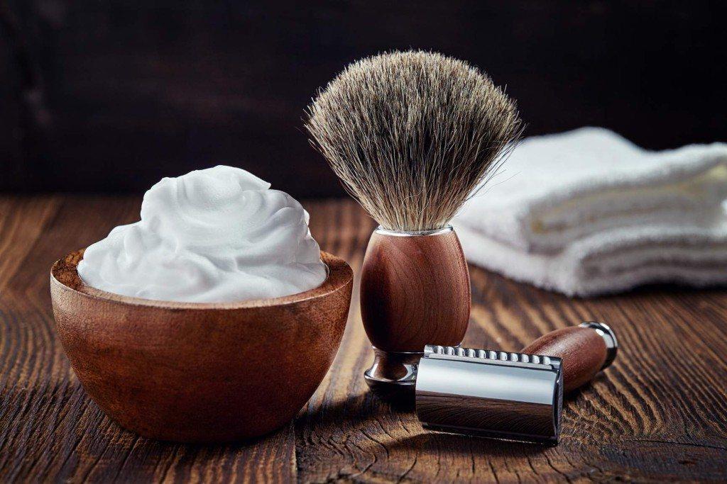 So richtig rasieren