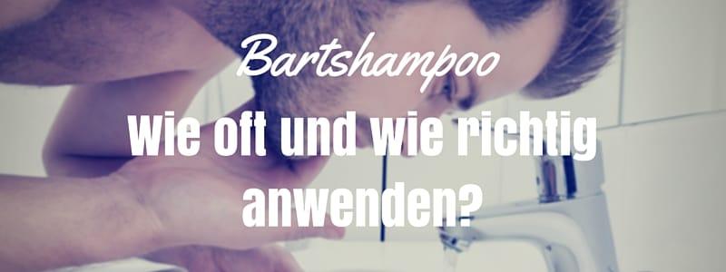 Bartshampoo - wie oft und wie richtig anwenden?
