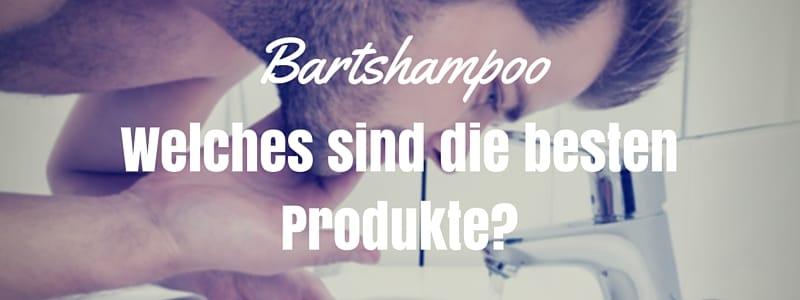 Bestes Bartshampoo