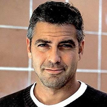 Georgle Clooney steht jeder Bartstyle