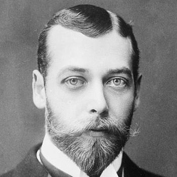 George V Bartstil