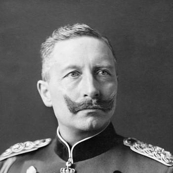 Schnurrbart von Kaiser Willhelm