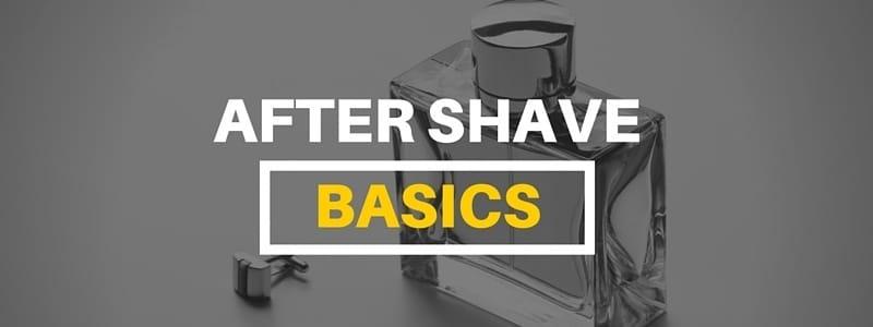 Grundlagen für Pflege nach der Rasur