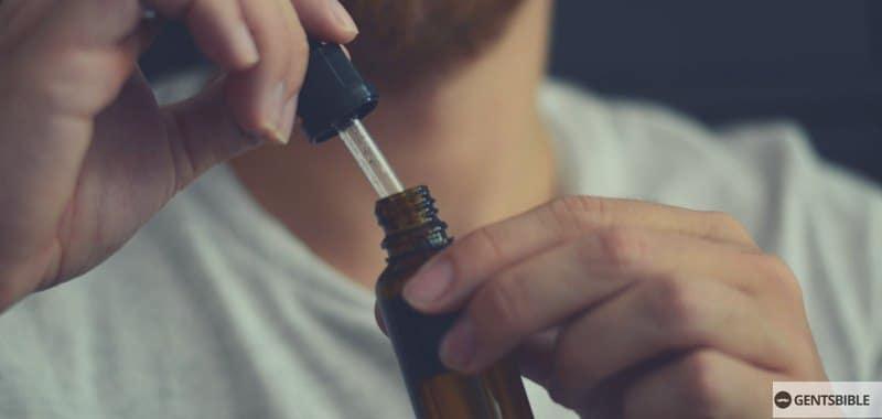 Bartöl schafft Abhilfe wenn der Bart juckt