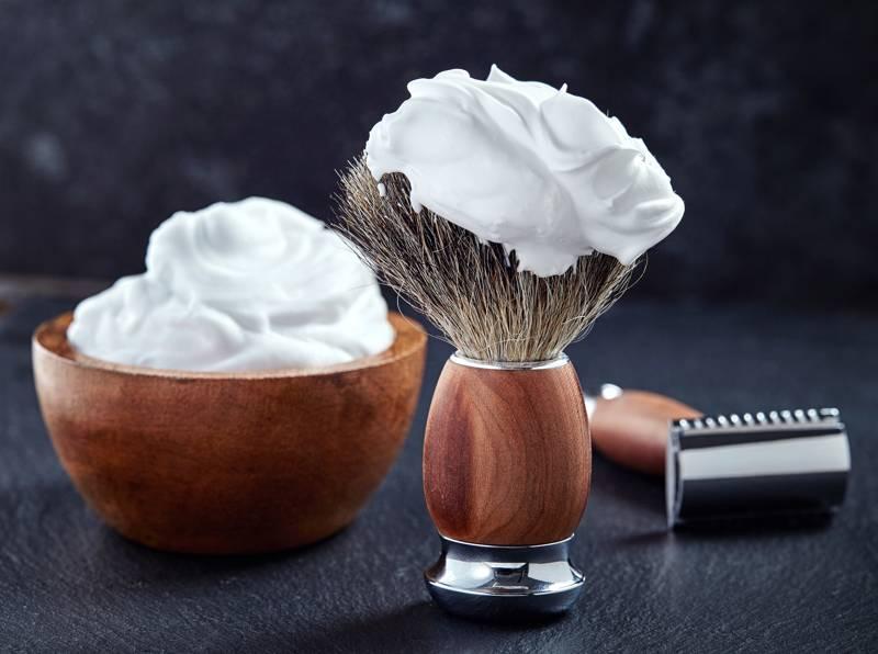 Vorbeugung gegen Schnittverletzungen durch Rasur