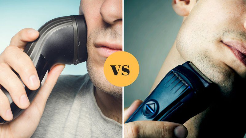 Rotationsrasierer oder Folienrasierer: Was ist besser?
