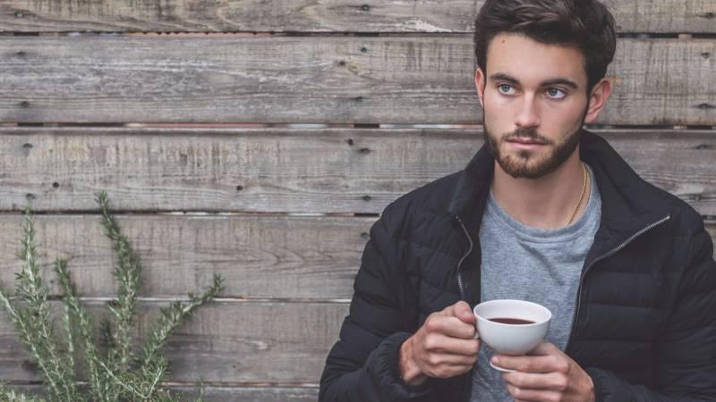 Nachher minoxidil bart vorher Bartwuchs anregen